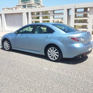 Blue Mazda 6 2012 for sale