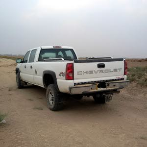 For sale Chevrolet Silverado car in Baghdad