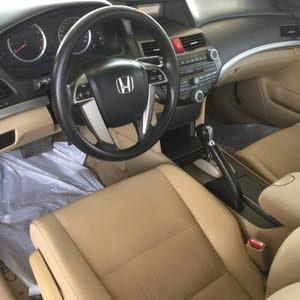 Honda Accord 2012 For sale - Brown color