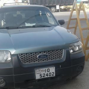 Hybrid Fuel/Power   Ford Escape 2005