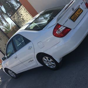 Toyota Camry 2003 For sale - White color