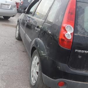 For sale 2008 Black Fiesta