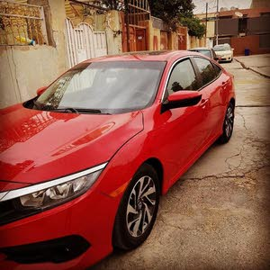 Available for sale! 20,000 - 29,999 km mileage Honda Civic 2016