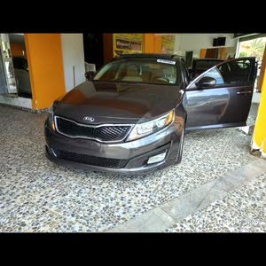 2015 New Optima with Automatic transmission is available for sale