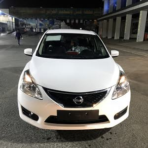 New condition Nissan Tiida 2016 with 0 km mileage