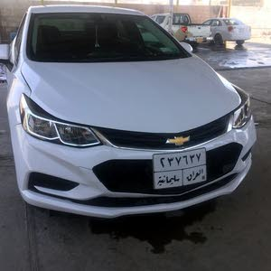 2016 Chevrolet Cruze for sale