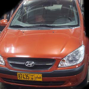 Available for sale! +200,000 km mileage Hyundai Getz 2010
