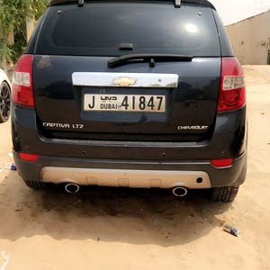 2007 Used Chevrolet Captiva for sale