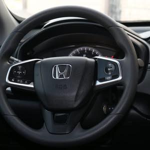 Silver Honda CR-V 2017 for sale