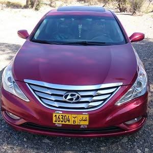 Hyundai Sonata 2011 For sale - Red color