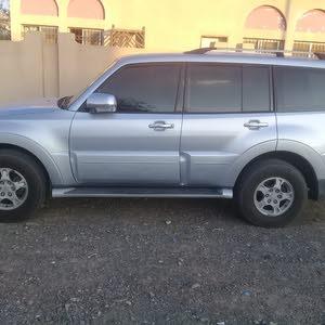 Used condition Mitsubishi Pajero 2008 with +200,000 km mileage