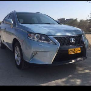 Used condition Lexus RX 2012 with 80,000 - 89,999 km mileage