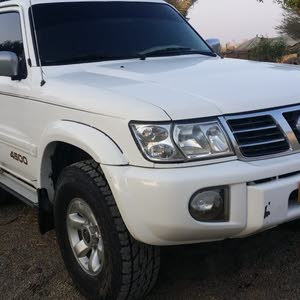 Nissan Patrol car for sale 2001 in Saham city