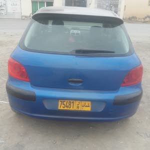 Used condition Peugeot 307 2007 with 0 km mileage