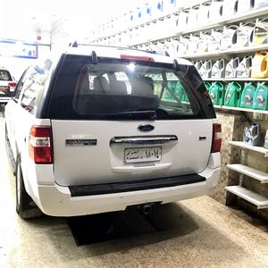 Ford Expedition 2011 For sale - White color
