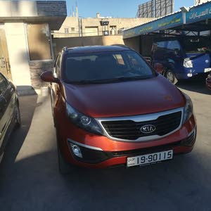 Kia Sportage made in 2012 for sale