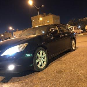 Automatic Black Lexus 2008 for sale