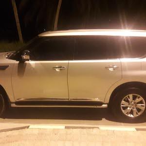 +200,000 km Nissan Patrol 2011 for sale