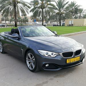 BMW 420 ضمان وسيرفيس الوكاله 2016