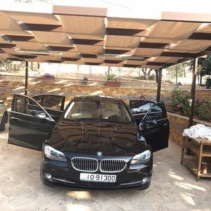 BMW520 2013 Golden Pakage
