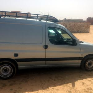 +200,000 km mileage Peugeot Partner for sale