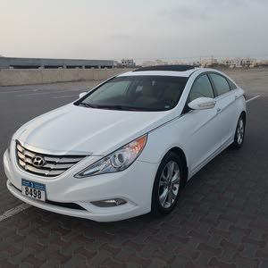 Gasoline Fuel/Power   Hyundai Sonata 2013