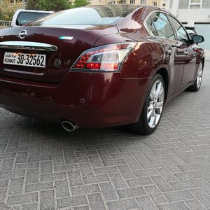 Nissan Maxima car for sale 2013 in Kuwait City city