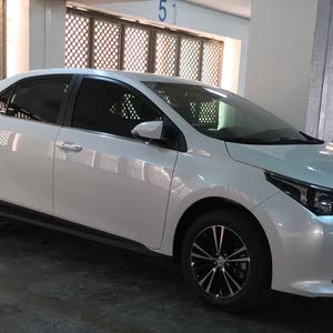 Toyota COROLLA 2016 - GLI SPORTS 1.6 Sedan 4Dr Petrol 7 Speed CVT