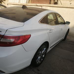 سيارة ازيرا 2012 علا الشرط