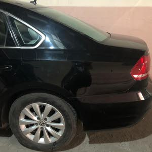 Volkswagen Passat 2015 For sale - Black color