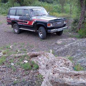 Toyota Land Cruiser 1985 Prices and Specifications in Yemen