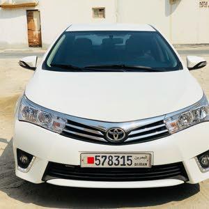 Toyota Corolla 2.0 XLi 2016  for sale