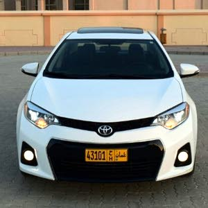 Available for sale! 0 km mileage Toyota Corolla 2015
