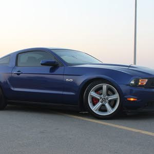 For sale 2012 Blue Mustang