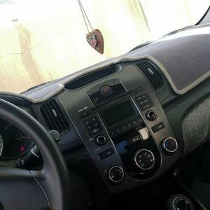 Silver Kia Cerato 2011 for sale