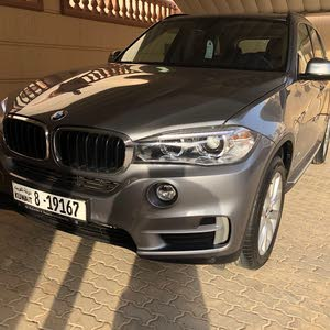 BMW X5 car is available for sale, the car is in  condition
