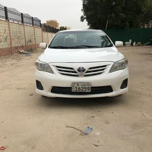 Toyota Corolla car for sale 2012 in Al Jahra city