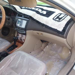 Gasoline Fuel/Power   Honda Accord 2005
