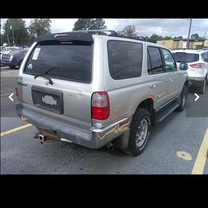 Silver Toyota 4Runner 1999 for sale