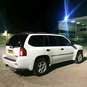 White GMC Envoy 2006 for sale