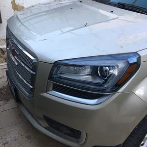 Beige GMC Acadia 2014 for sale