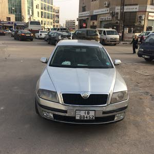 Automatic Skoda 2009 for sale - Used - Amman city
