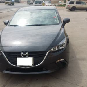 Mazda 3 2016  Automatic Transmission