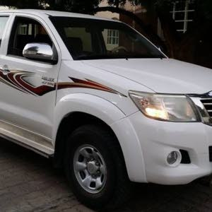 Used Toyota Hilux for sale in Basra