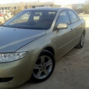 Gasoline Fuel/Power   Mazda 6 2003