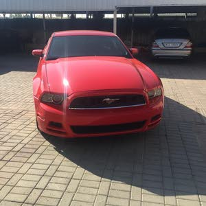 2014 Ford Mustang for sale in Ajman