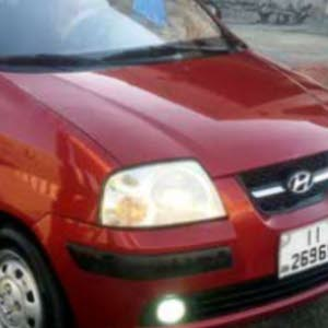 Hyundai Atos car for sale 2007 in Zarqa city