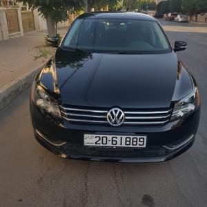 VW Passat Model 2015