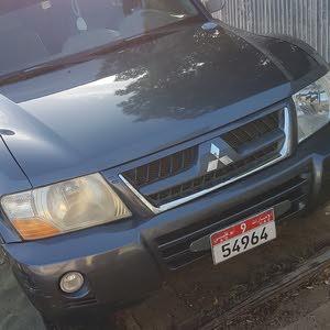 ميوتسوبيشي باجيرو 2006 نضيفة جدا للبيع