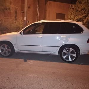 Used BMW X5 2002